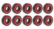 Buy Replacement 608 Stainless Steel Bearing for Hand Fidget Spinner (10-Pack), Bearing, Stainless Steel, 608, Red, 10-Pack for $3.55 in Fasttech store