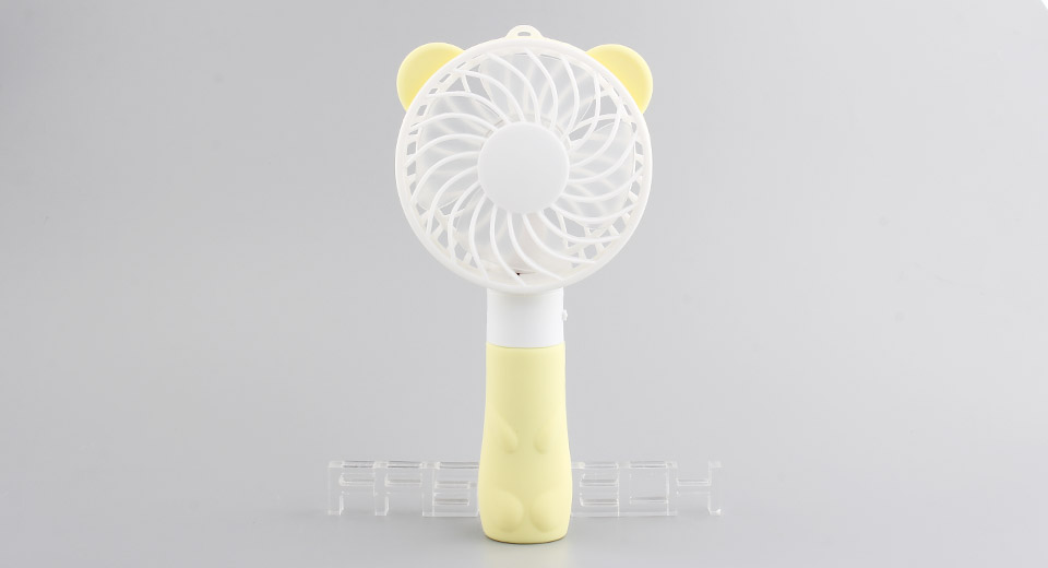 Handheld USB Rechargeable Mini Cooling Fan