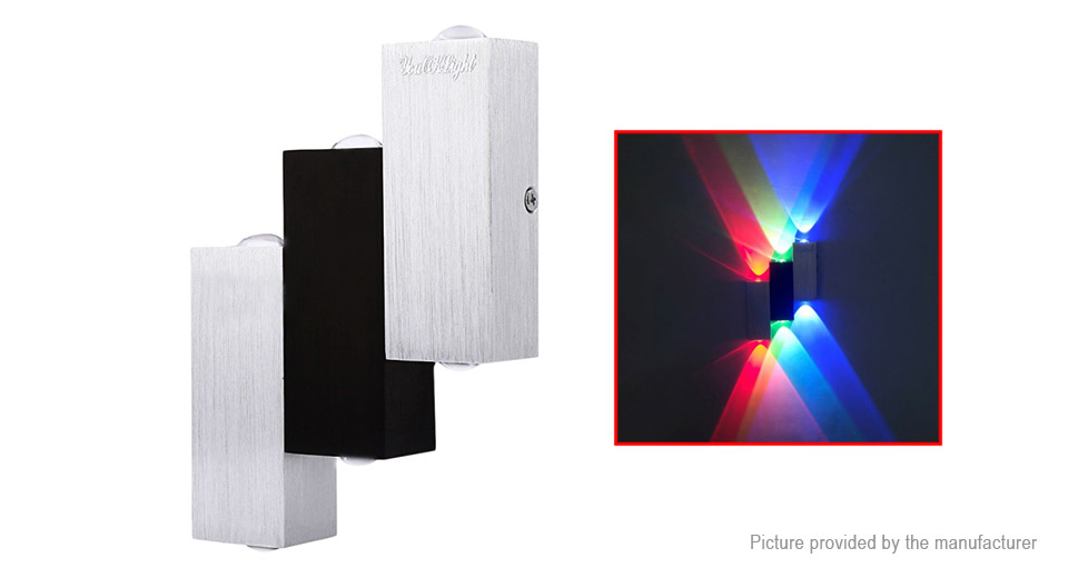 YouOKLight YK2239 6W Ladder Shape LED Wall Lamp Light