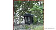 Outdoor Solar Mosquito Repellent Lamp Pest Killer Lawn Light