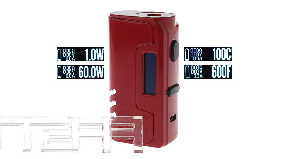 Product Image: authentic-vapecige-sd-nano-60-60w-tc-vw-apv-mod