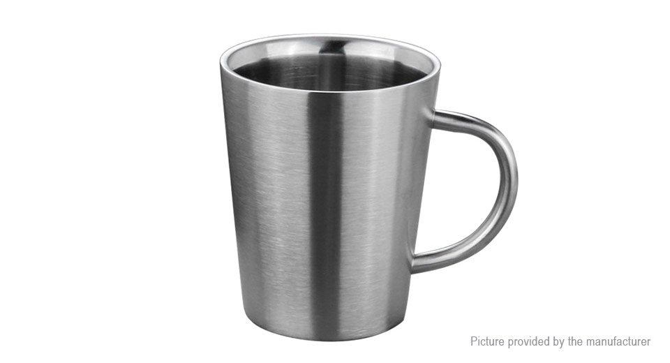 Stainless Steel Beer Cup Coffee Mug