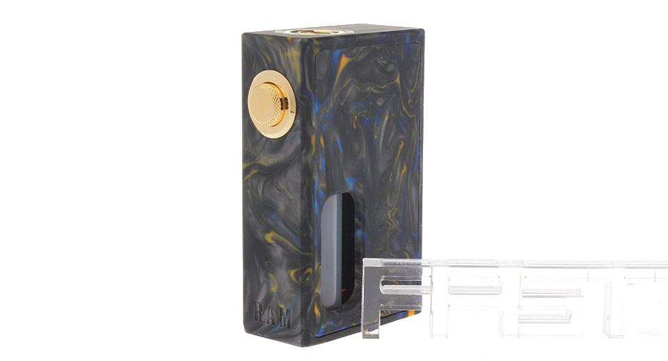 Authentic Stentorian RAM 18650 BF Mechanical Mod