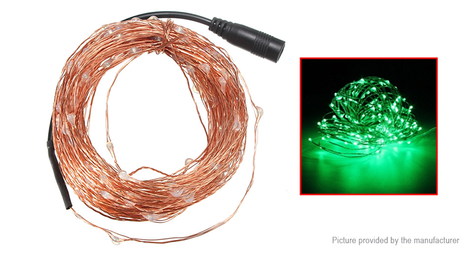 200*LED Copper Wire Outdoor String Fairy Light (20m)