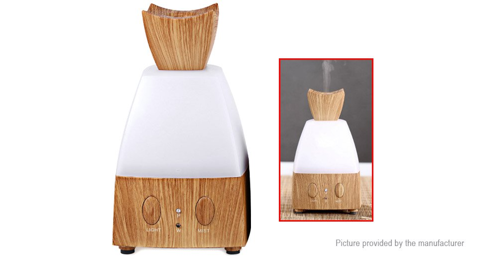 GX.Diffuser GX-04K Ultrasonic Air Humidifier Essential Oil Aromatherapy Purifier (US)
