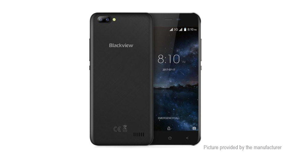 Product Image: blackview-a7-5-0-quad-core-nougat-3g-smartphone
