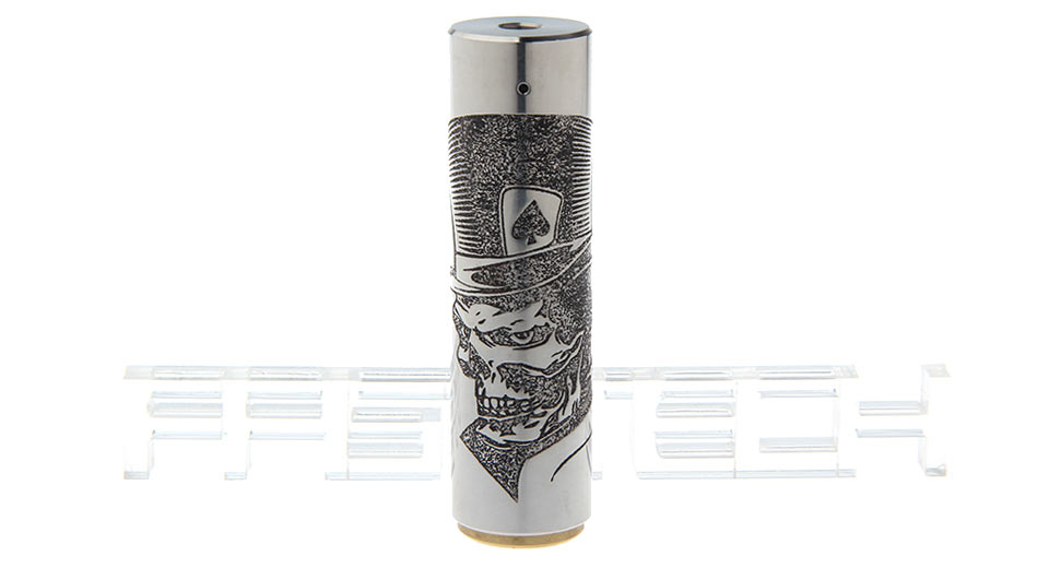 Rogue Styled 18650 Mechanical Mod