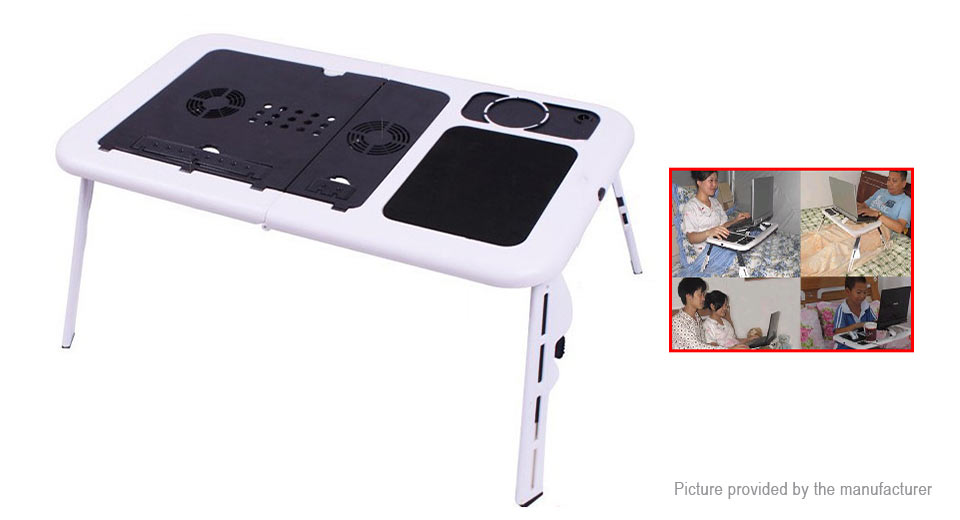 T808 Folding Table Stand for Notebook Laptop
