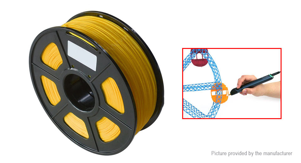 SUNLU 135m 3mm ABS 3D Printer Filament