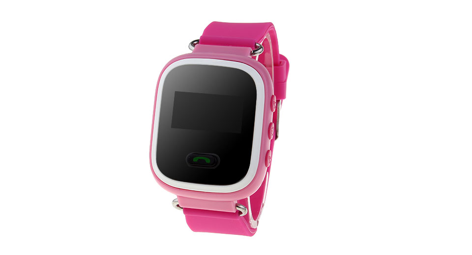 """Image of 1.22"""" Touch Screen GSM Smart Watch Phone for Kids"""