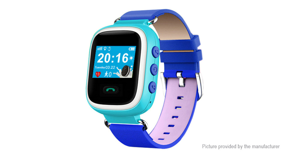 1.22 Touch Screen GSM Smart Watch Phone for Kids