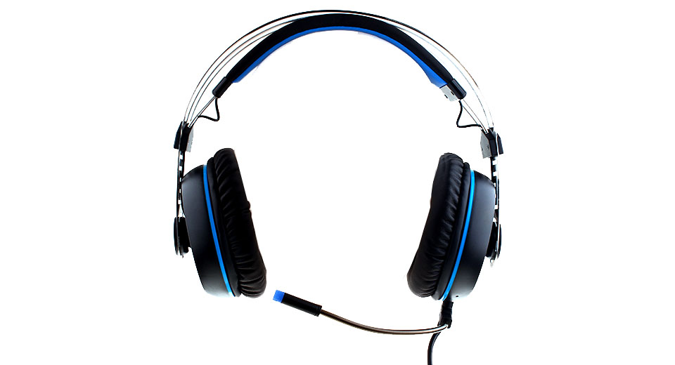 Authentic SADES A7 Wired Gaming Headphones