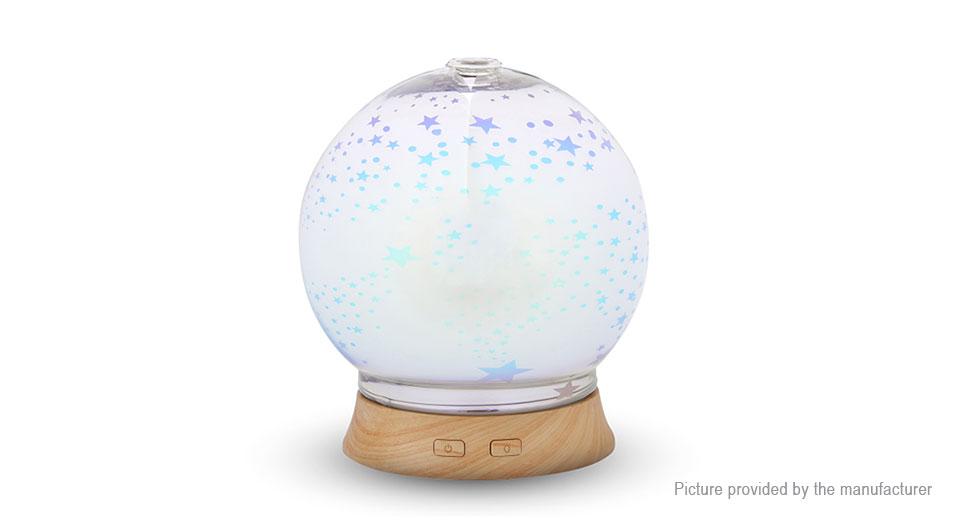 D-025A Essential Oil Aroma Diffuser Ultrasonic Aromatherapy Air Humidifier