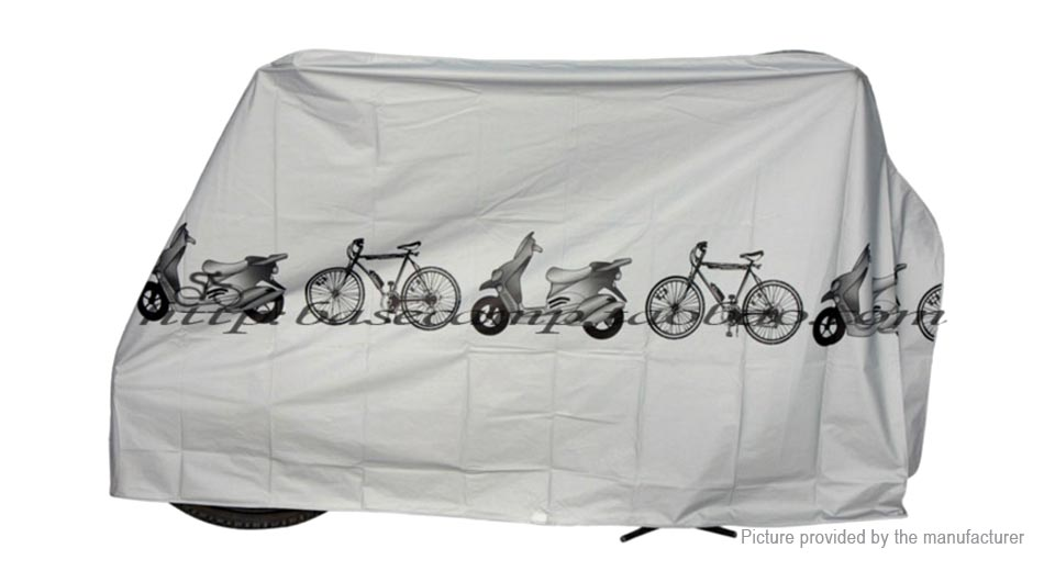 Waterproof Dustproof Protective Cover for Bicycle / Mountain Bike / Electric Bike