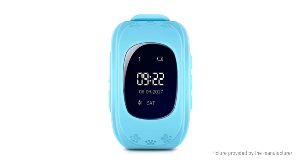 Q50 0.96 OLED Display Smart Watch Phone for Kids