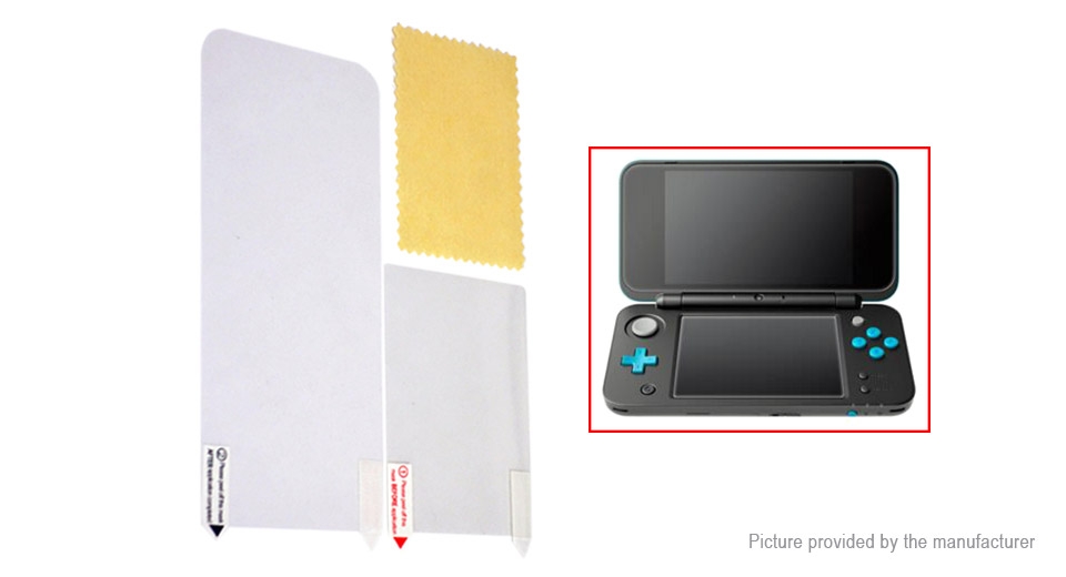 Screen Protector for Nintendo New 2DSLL