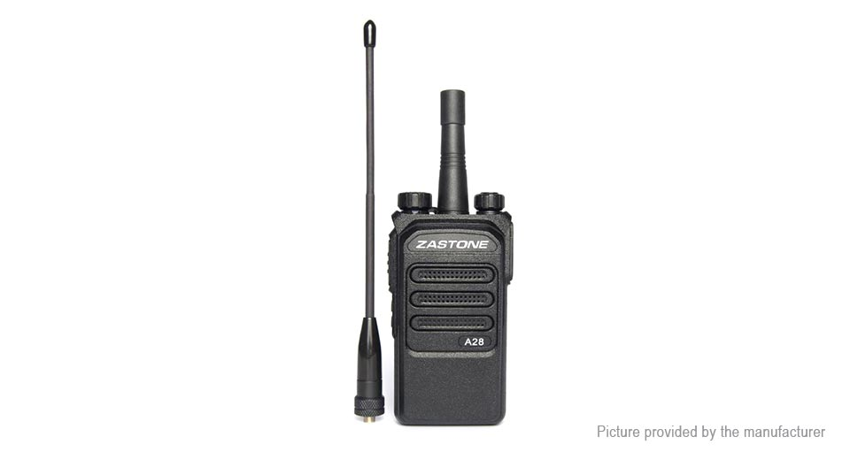 DIY Electronics 8621000 ZASTONE A28 10W Professional Two-Way Radio Walkie Talkie (EU)