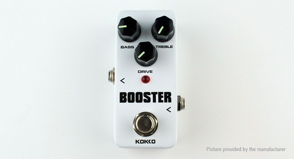 KOKKO FBS2 Booster Electric Guitar Effect Pedal