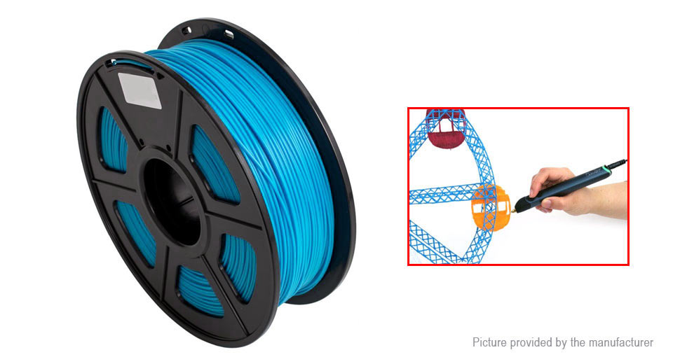SUNLU 115m 3.0mm PLA 3D Printer Filament