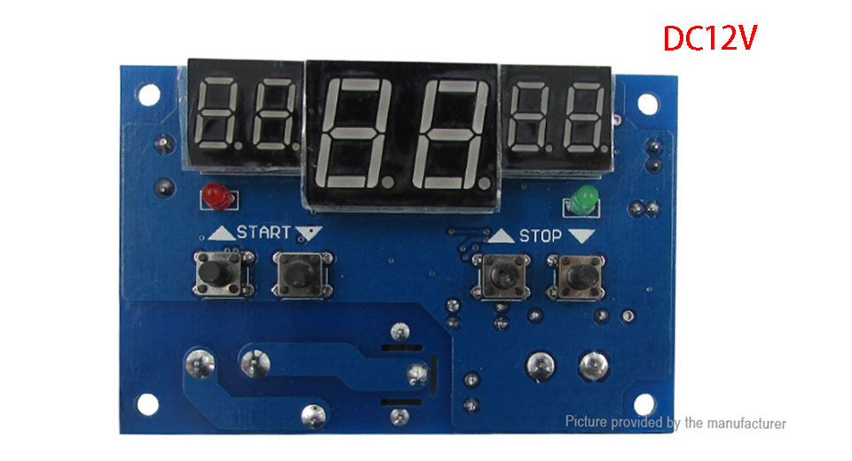 DIY Electronics 8721400 XH-W1401 Intelligent Digital Temperature Controller Board