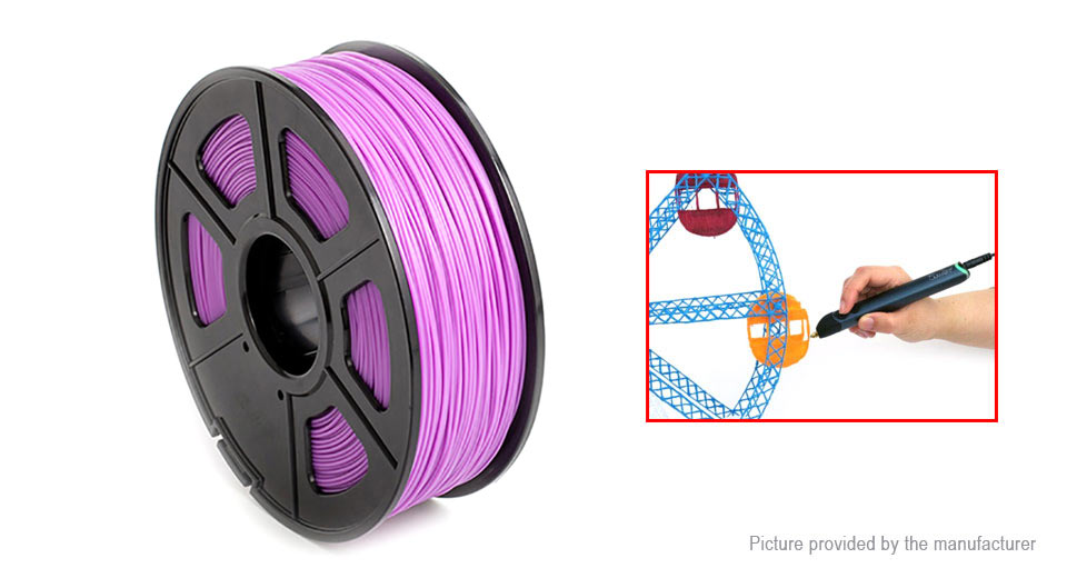 SUNLU 400m 1.75mm ABS 3D Printer Filament