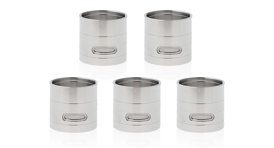 Replacement Airflow Control Ring for SR Kalora Atomizer (5-Pack)