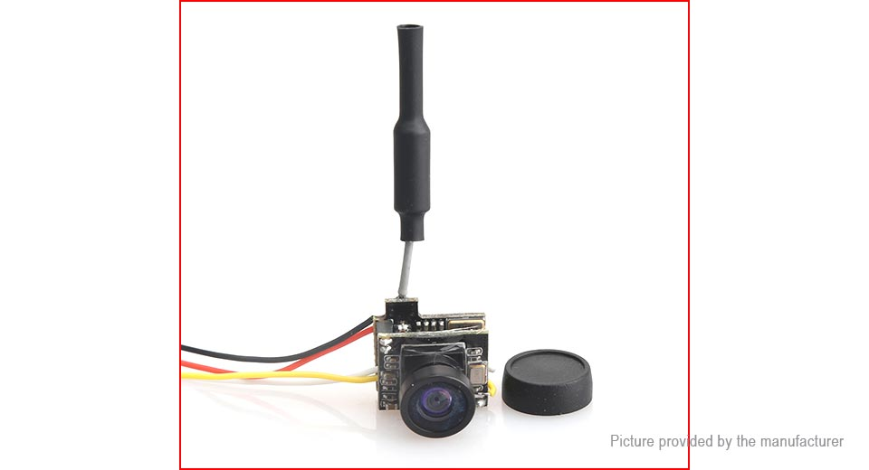 Image of .8GHz 48CH 525mW 800TVL Mini FPV Camera