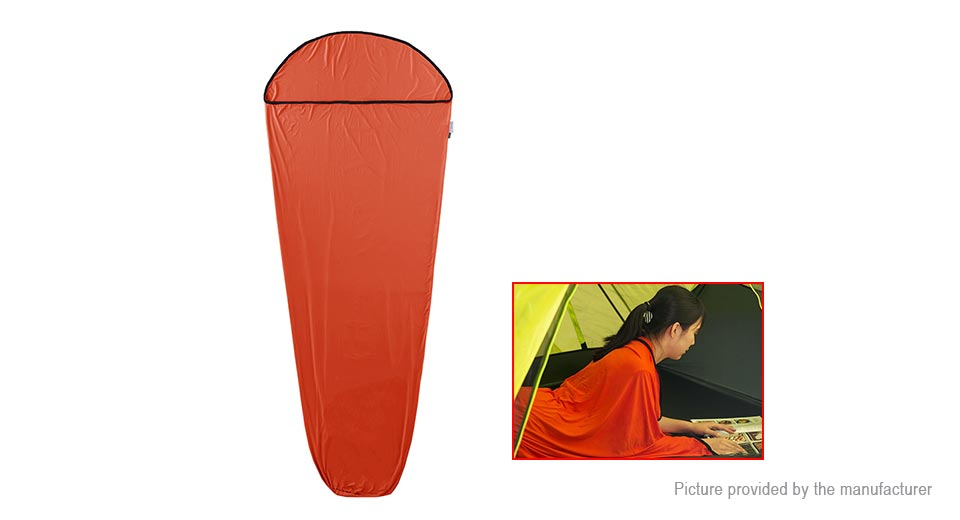 Naturehike Outdoor Portable Single Sleeping Bag Liner (80*200cm)