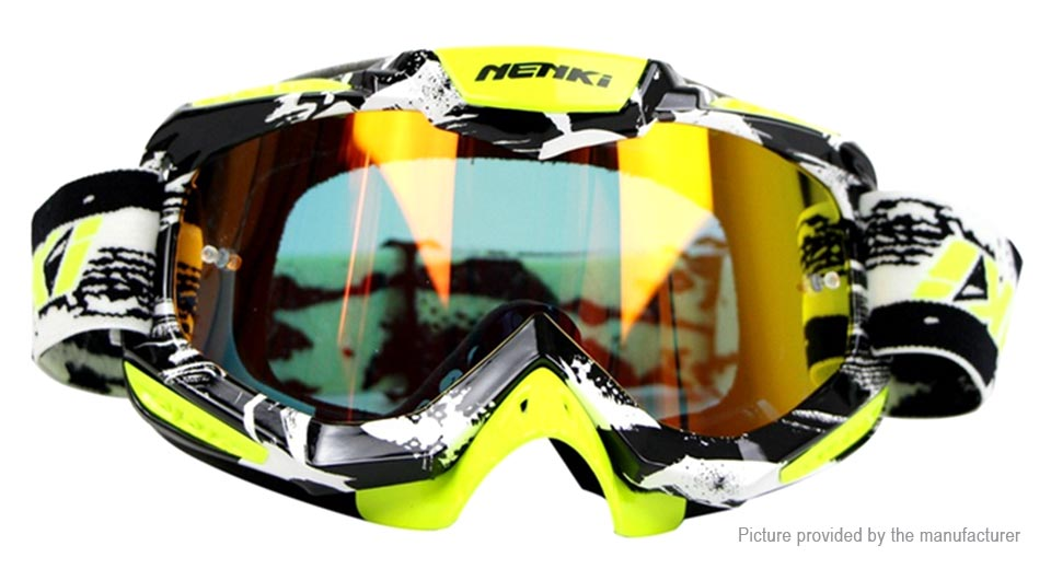 NENKI 1016 Outdoor Motorcycle Racing Goggles Skiing Snowboard Goggles