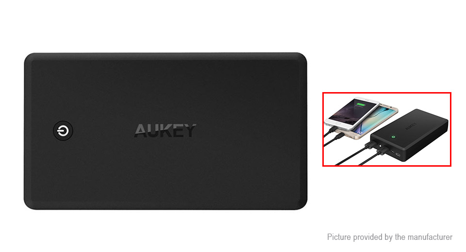 Authentic Aukey PB-Y3 Quick Charge ...
