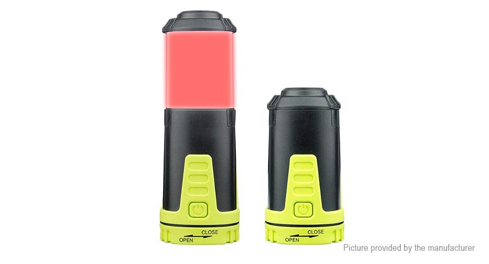 Image of JAKEMY PJ7004 Portable LED Camping Lantern