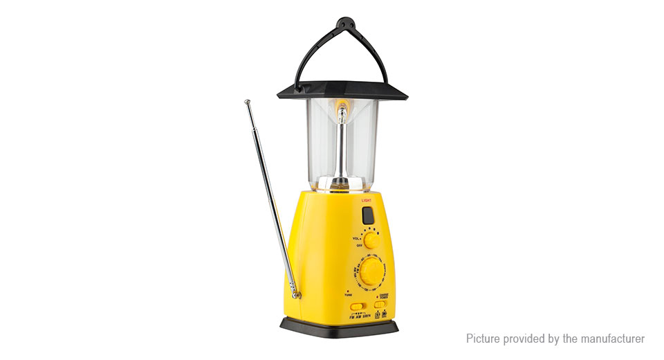 Product Image: rd249-2-in-1-led-camping-lantern-radio