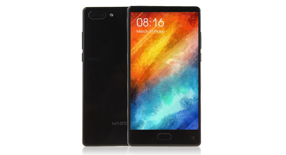 "Authentic MAZE Alpha 6"" IPS Octa-Core Nougat LTE Smartphone (64GB/EU)"