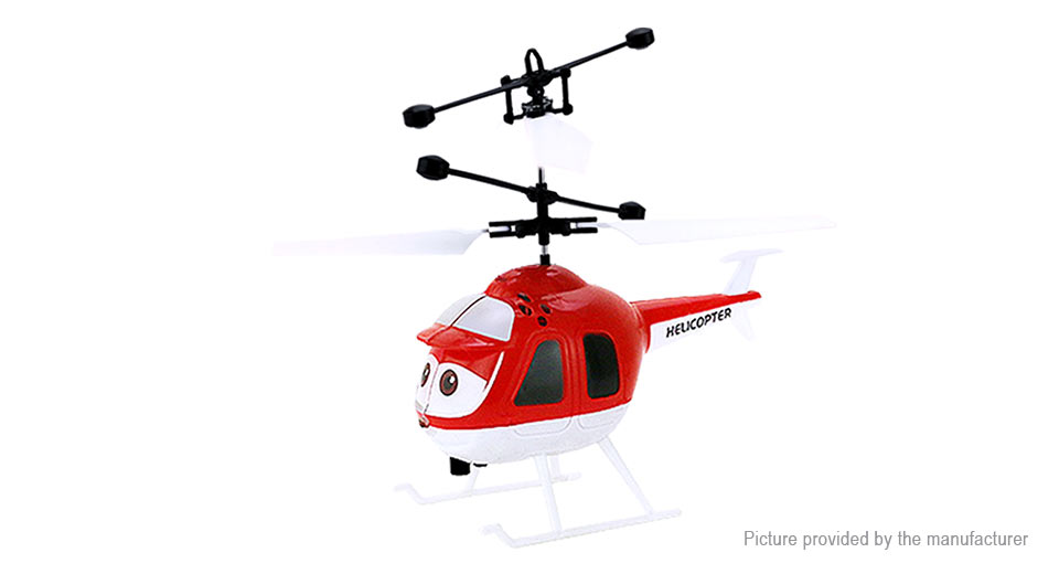 Mini Infrared R/C Helicopter Aircraft