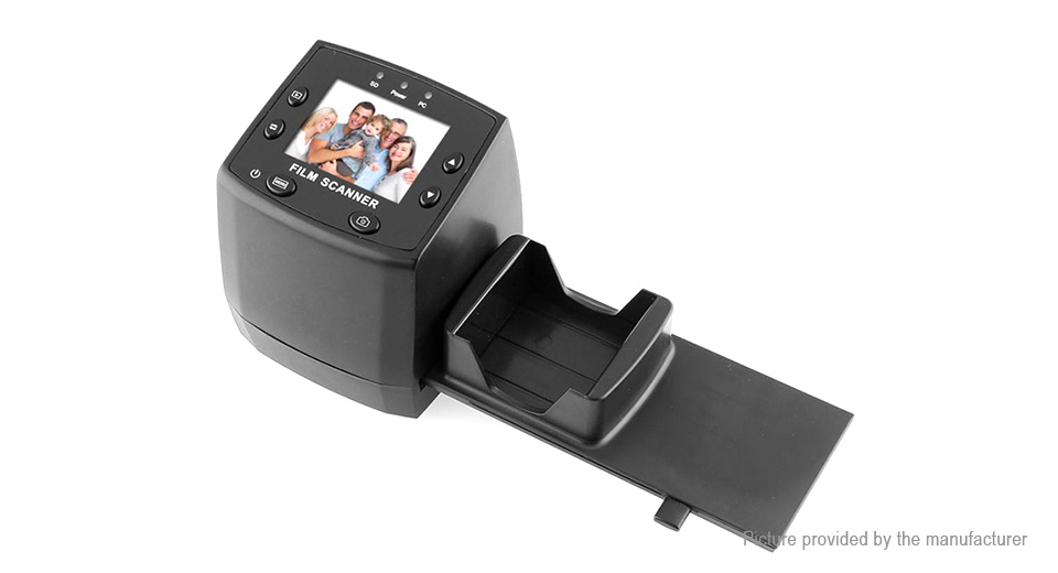 "Image of 2.4"" TFT Film Slide Viewer Scanner Photo Copier"