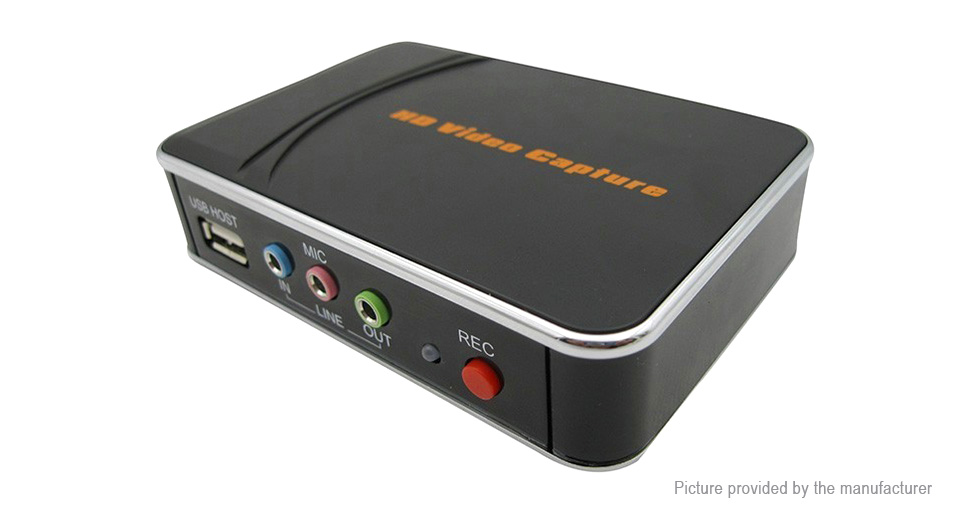 Image of 1080p HD Game Video Capture Box