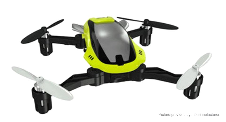 Authentic KAIDENG K100 Foldable R/C Quadcopter Racing Drone (Wifi FPV, 0.3MP)
