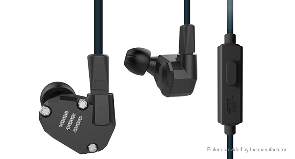 Product Image: kz-zs6-hifi-in-ear-earphones