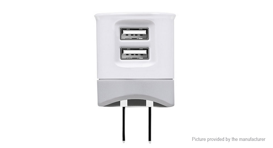 Product Image: authentic-hoco-c16-timer-dual-usb-wall-charger
