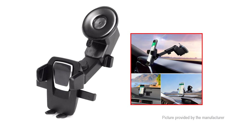 Car Dashboard Mount Cell Phone Holder Clamp