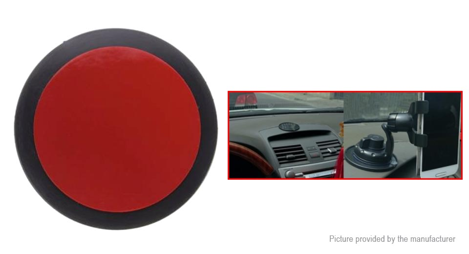Universal Car Suction Cup Pad (3-Pack)