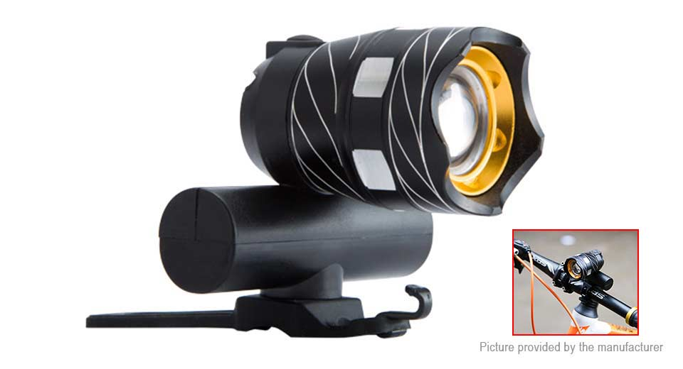 Mountain Bicycle LED Front Light