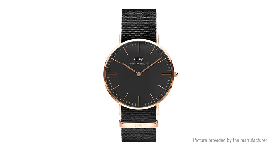Daniel Wellington Men's Nyon Band ...