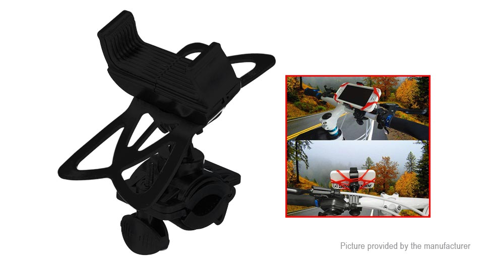 Image of Motorcycle Bike Handlebar Mount Holder for Cell Phone