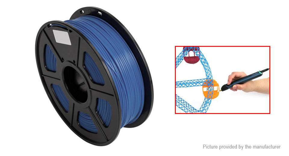 SUNLU 115m 3mm PLA 3D Printer Filament