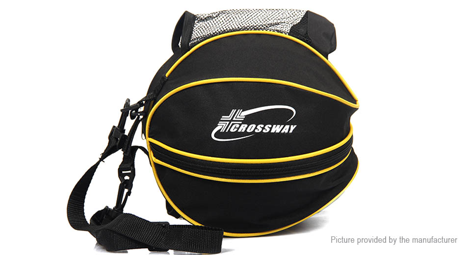 CROSSWAY Outdoor Basketball/Volleyball Sports Gym Bag