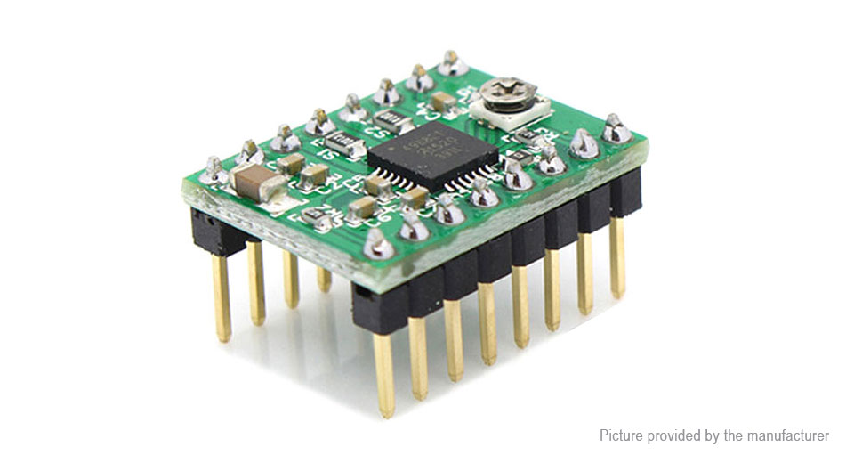 Product Image: a4988-stepstick-stepper-motor-driver-module-for