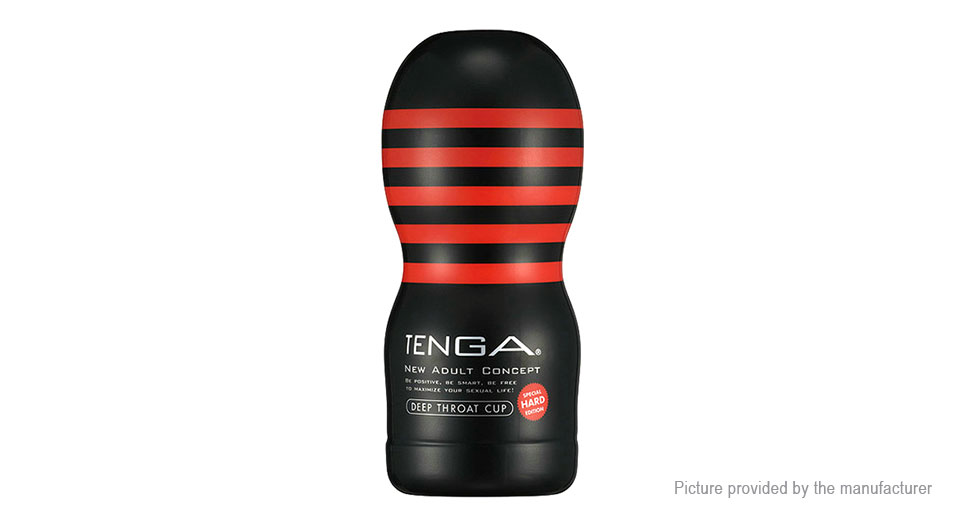 Authentic TENGA TOC Adult Male Sex Deep Throat Masturbation Cup Toy