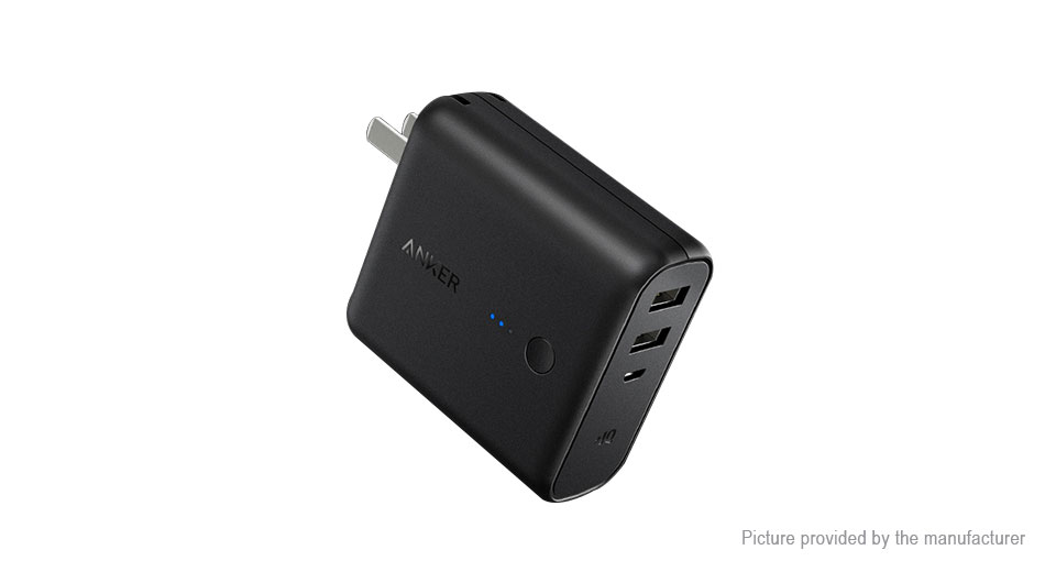 Anker A1621 2-in-1 Dual USB ...