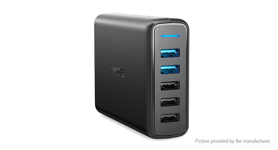 Anker A2054 QC3.0 5-Port USB ...